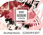 universal background. abstract... | Shutterstock .eps vector #1230391507