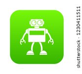 android robot icon digital...   Shutterstock .eps vector #1230411511