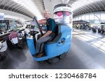 editorial use only. airport...   Shutterstock . vector #1230468784