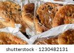 lancashire baked eccles cakes... | Shutterstock . vector #1230482131
