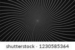 swirling radial background... | Shutterstock .eps vector #1230585364