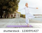 keeping the balance. the young...   Shutterstock . vector #1230591427