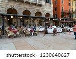 verona  italy   september 5 ... | Shutterstock . vector #1230640627