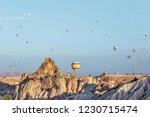 goreme  cappadocia  turkey  ... | Shutterstock . vector #1230715474