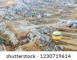 goreme  cappadocia  turkey  ... | Shutterstock . vector #1230719614