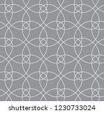 vector seamless pattern.... | Shutterstock .eps vector #1230733024