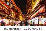 shanghai   china   31 october ...   Shutterstock . vector #1230764764