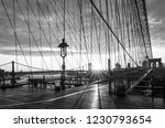 Brooklyn Bridge During Sunrise...