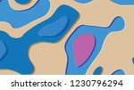background in paper style....   Shutterstock .eps vector #1230796294