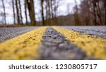 never ending road depicts  an... | Shutterstock . vector #1230805717