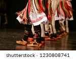 Young Serbian Dancers In...
