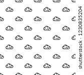 ui cloud pattern vector...