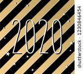 vector fashion gold 2020 with...