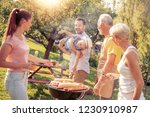 family time.family on vacation... | Shutterstock . vector #1230910987