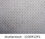 Diamond Metal Plate Background