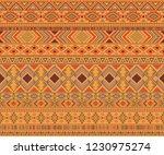 peruvian american indian... | Shutterstock .eps vector #1230975274
