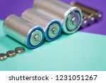 ecology recycling concept. many ... | Shutterstock . vector #1231051267