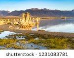 Beautiful Tufa Formations At...