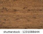 dark wood texture background... | Shutterstock . vector #1231088644