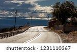 october 9  2018    truchas  new ... | Shutterstock . vector #1231110367