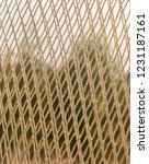 textured fishing net background | Shutterstock . vector #1231187161