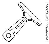 indoor car wash tool icon.... | Shutterstock .eps vector #1231675207
