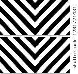 black and white minimal... | Shutterstock .eps vector #1231721431
