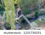 bridge at ihlara valley in...   Shutterstock . vector #1231730251