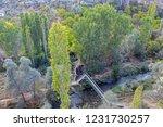 bridge at ihlara valley in...   Shutterstock . vector #1231730257