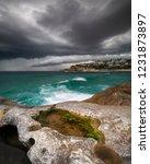 Storm Over Sydney Sydney Australia - Fine Art prints