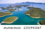 thousand island lake famous... | Shutterstock . vector #1231941067