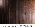 old wooden planks background of ... | Shutterstock . vector #1232001694