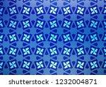 light blue vector backdrop with ...   Shutterstock .eps vector #1232004871