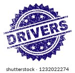 drivers stamp seal watermark... | Shutterstock .eps vector #1232022274