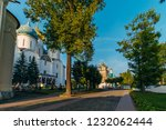rinity sergius lavra  sergiev... | Shutterstock . vector #1232062444