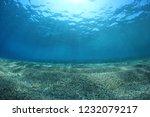 Underwater Ocean Background
