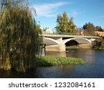 bridge over the river | Shutterstock . vector #1232084161