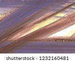 abstract acrylic creative... | Shutterstock . vector #1232160481