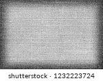 linen fabric texture or... | Shutterstock . vector #1232223724