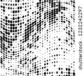the texture of halftone black... | Shutterstock .eps vector #1232242297