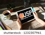 ups   unique selling... | Shutterstock . vector #1232307961