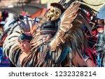 mexico city  mexico   december... | Shutterstock . vector #1232328214