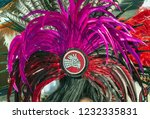 decoration during feast day of... | Shutterstock . vector #1232335831