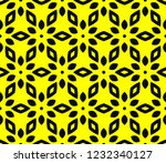 seamless modern vector... | Shutterstock .eps vector #1232340127