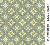 beige royal pattern. the... | Shutterstock .eps vector #1232340364