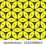 seamless modern vector... | Shutterstock .eps vector #1232358814