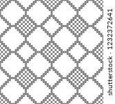 cross stitch  seamless... | Shutterstock .eps vector #1232372641