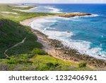 pointe des chateaux  grande... | Shutterstock . vector #1232406961
