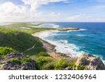 pointe des chateaux  grande... | Shutterstock . vector #1232406964