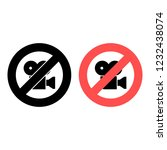 video camera ban  prohibition...